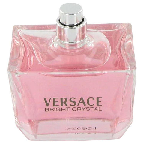 Bright Crystal by Versace Eau De Toilette Spray (Tester) 3 oz - Miaimi perfume and cologne @ 123fragrance.net-Brand name fragrances, colognes, perfumes, shopping made easy - 2