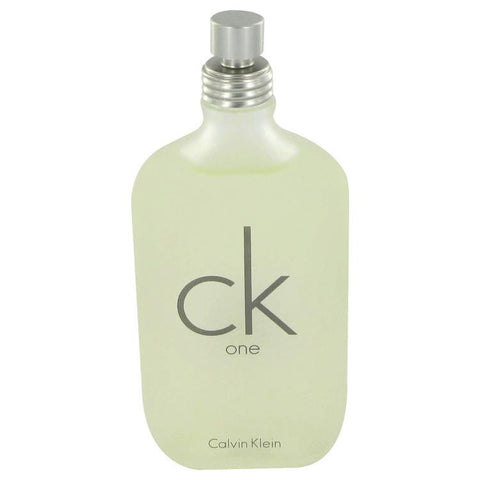 CK ONE by Calvin Klein Eau De Toilette Spray (Unisex Tester) 6.6 oz - Miaimi perfume and cologne @ 123fragrance.net-Brand name fragrances, colognes, perfumes, shopping made easy - 2