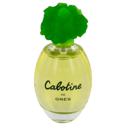 CABOTINE by Parfums Gres Eau De Toilette Spray (Tester) 3.4 oz - Miaimi perfume and cologne @ 123fragrance.net-Brand name fragrances, colognes, perfumes, shopping made easy - 2