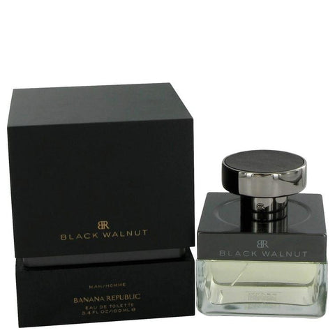 Banana Republic Black Walnut by Banana Republic Eau De Toilette Spray 3.3 oz - Miaimi perfume and cologne @ 123fragrance.net-Brand name fragrances, colognes, perfumes, shopping made easy