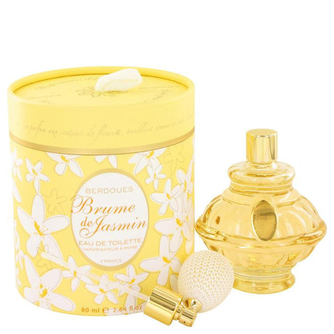 Brume De Jasmin by Berdoues Eau De Toilette Spray 2.64 oz - Miaimi perfume and cologne @ 123fragrance.net-Brand name fragrances, colognes, perfumes, shopping made easy - 2