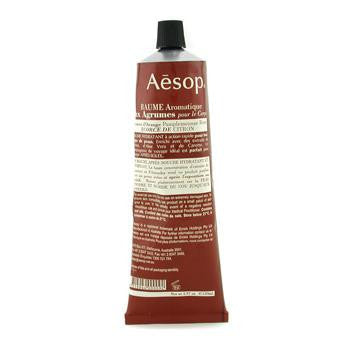 Aesop Rind Aromatique Body Balm ( Tube ) Aesop Rind Aromatique Body Balm ( Tube ) - Skin Care - 123fragrance.net
