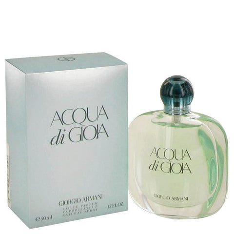 Acqua Di Gioia by Giorgio Armani Eau De Parfum Spray 1.7 oz - Fragrances for Women - 123fragrance.net