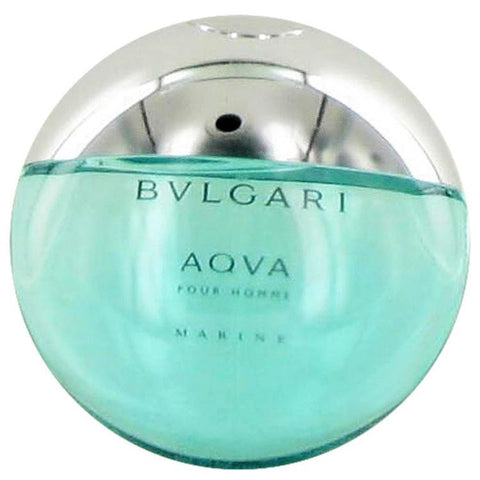 Bvlgari Aqua Marine by Bvlgari Eau De Toilette Spray (Tester) 3.4 oz - Miaimi perfume and cologne @ 123fragrance.net-Brand name fragrances, colognes, perfumes, shopping made easy - 2