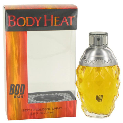 Bod Man Body Heat Sexy X2 by Parfums De Coeur Cologne Spray 2.5 oz - Miaimi perfume and cologne @ 123fragrance.net-Brand name fragrances, colognes, perfumes, shopping made easy - 2