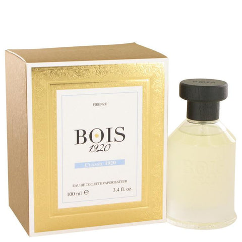 Bois Classic 1920 by Bois 1920 Eau De Toilette Spray (Unisex) 3.4 oz - Miaimi perfume and cologne @ 123fragrance.net-Brand name fragrances, colognes, perfumes, shopping made easy - 2