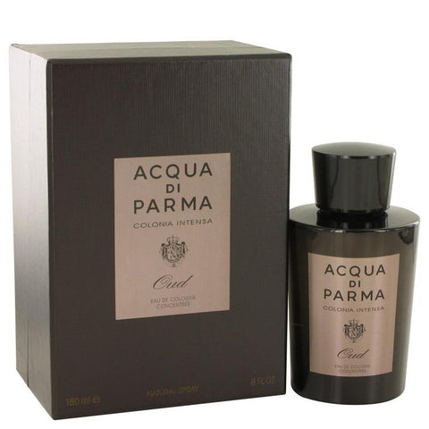 Acqua Di Parma Colonia Intensa Oud by Acqua Di Parma Eau De Cologne Concentree Spray 6 oz - Fragrances for Men - 123fragrance.net