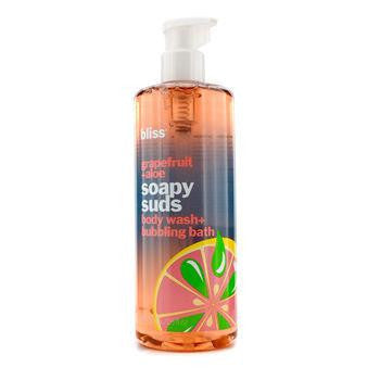 Bliss Grapefruit + Aloe Soapy Suds Bliss Grapefruit + Aloe Soapy Suds - Miaimi perfume and cologne @ 123fragrance.net-Brand name fragrances, colognes, perfumes, shopping made easy - 2