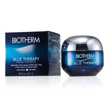 Biotherm Blue Therapy Cream SPF 15 (Dry Skin) Biotherm Blue Therapy Cream SPF 15 (Dry Skin) - Miaimi perfume and cologne @ 123fragrance.net-Brand name fragrances, colognes, perfumes, shopping made easy - 2