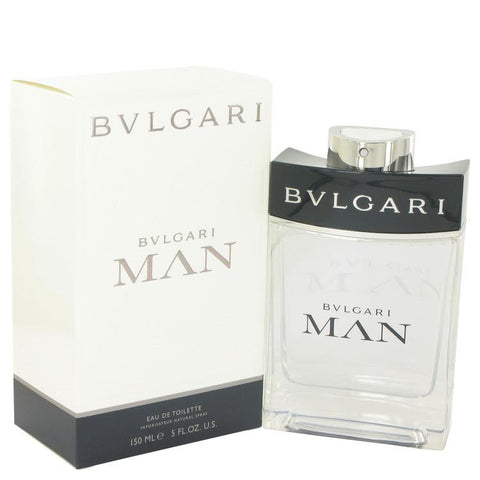 Bvlgari Man by Bvlgari Eau De Toilette Spray 5 oz - Miaimi perfume and cologne @ 123fragrance.net-Brand name fragrances, colognes, perfumes, shopping made easy - 2