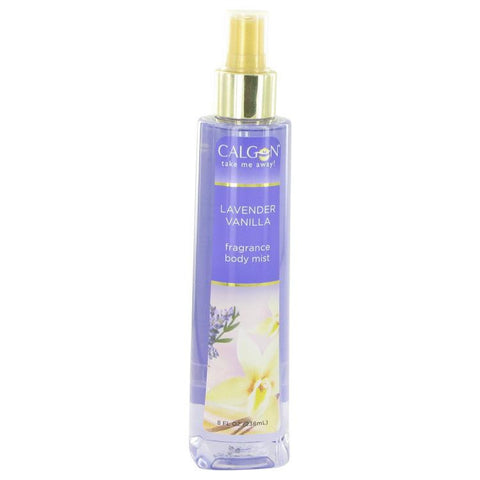 Calgon Take Me Away Lavender Vanilla by Calgon Body Mist 8 oz - Miaimi perfume and cologne @ 123fragrance.net-Brand name fragrances, colognes, perfumes, shopping made easy - 2