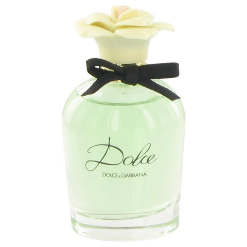Dolce by Dolce & Gabbana Eau De Parfum Spray (Tester) 2.5 oz - Miaimi perfume and cologne @ 123fragrance.net-Brand name fragrances, colognes, perfumes, shopping made easy - 2
