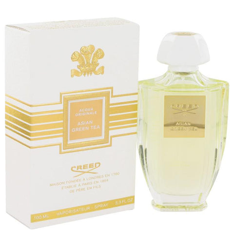 Asian Green Tea by Creed Eau De Parfum Spray 3.3 oz - Fragrances for Women - 123fragrance.net