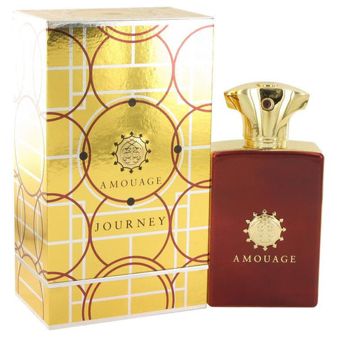Amouage Journey by Amouage Eau De Parfum Spray 3.4 oz - Fragrances for Men - 123fragrance.net
