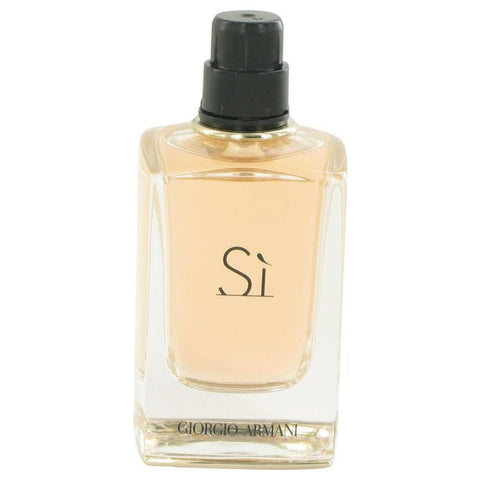 Armani Si by Giorgio Armani Eau De Parfum Spray (Tester) 3.4 oz - Fragrances for Women - 123fragrance.net