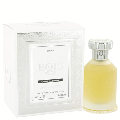 Come L'amore by Bois 1920 Eau De Toilette Spray 3.4 oz - Miaimi perfume and cologne @ 123fragrance.net-Brand name fragrances, colognes, perfumes, shopping made easy - 2
