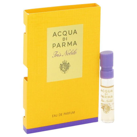 Acqua Di Parma Iris Nobile by Acqua Di Parma Vial (sample) .05 oz - Fragrances for Women - 123fragrance.net