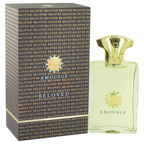 Amouage Beloved by Amouage Eau De Parfum Spray 3.4 oz - Fragrances for Men - 123fragrance.net