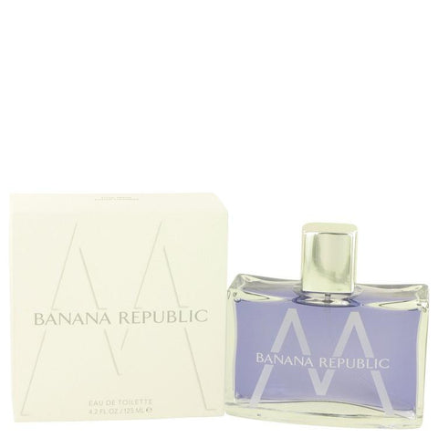 Banana Republic M by Banana Republic Eau De Toilette Spray 4.2 oz - Miaimi perfume and cologne @ 123fragrance.net-Brand name fragrances, colognes, perfumes, shopping made easy - 2