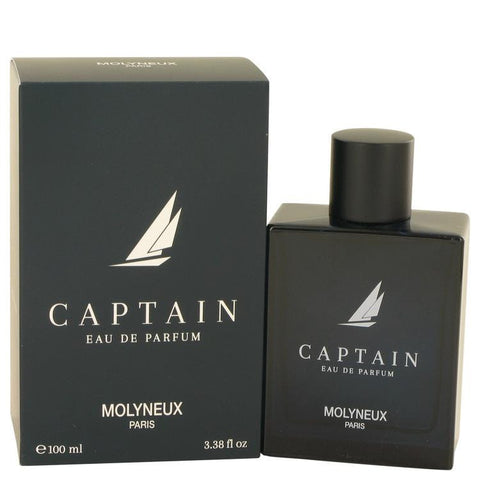 Captain by Molyneux Eau De Parfum Spray 3.4 oz - Miaimi perfume and cologne @ 123fragrance.net-Brand name fragrances, colognes, perfumes, shopping made easy - 2