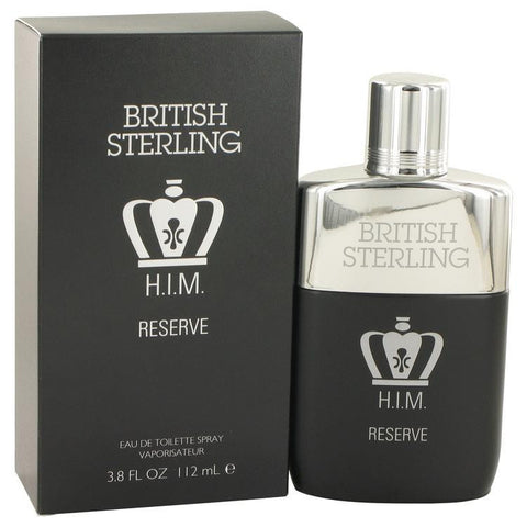 British Sterling Him Reserve by Dana Eau De Toilette Spray 3.8 oz - Miaimi perfume and cologne @ 123fragrance.net-Brand name fragrances, colognes, perfumes, shopping made easy - 2