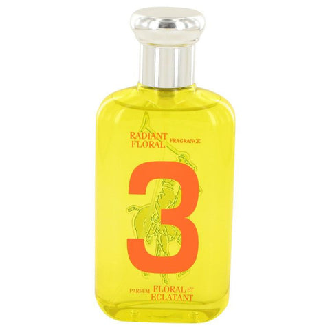 Big Pony Yellow 3 by Ralph Lauren Eau De Toilette Spray (Tester) 3.4 oz - Miaimi perfume and cologne @ 123fragrance.net-Brand name fragrances, colognes, perfumes, shopping made easy - 2