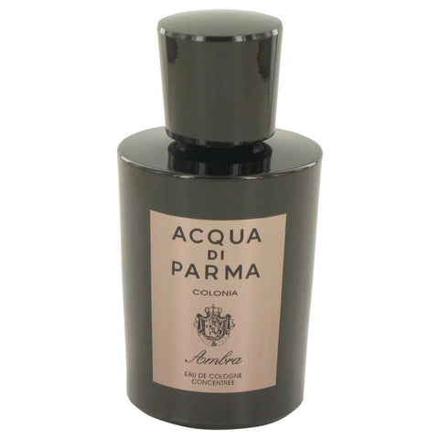 Acqua Di Parma Colonia Ambra by Acqua Di Parma Eau De Cologne Concentrate Spray (Tester) 3.3 oz