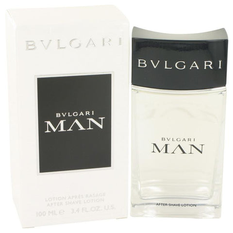 Bvlgari Man by Bvlgari After Shave Lotion 3.4 oz - Miaimi perfume and cologne @ 123fragrance.net-Brand name fragrances, colognes, perfumes, shopping made easy - 2
