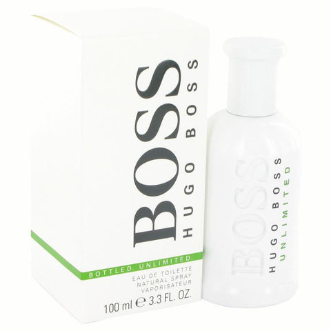 Boss Bottled Unlimited by Hugo Boss Eau De Toilette Spray 6.7 oz - Miaimi perfume and cologne @ 123fragrance.net-Brand name fragrances, colognes, perfumes, shopping made easy - 2