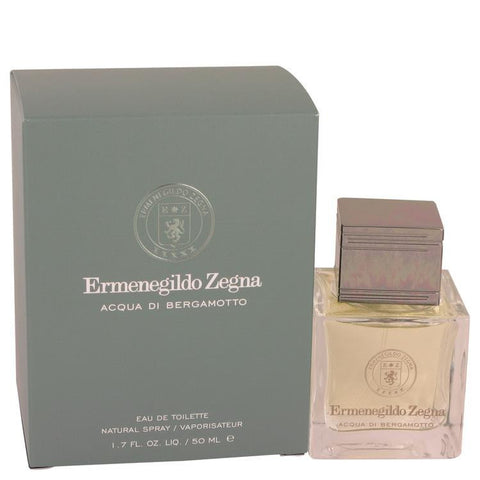 Acqua Di Bergamotto by Ermenegildo Zegna Eau De Toilette Spray 1.7 oz - Fragrances for Men - 123fragrance.net