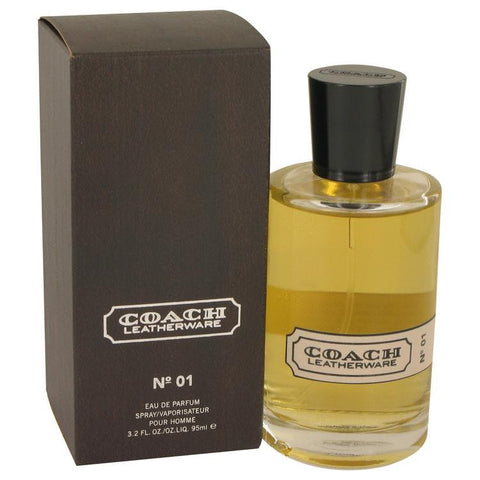 Coach Leatherwear No. 1 by Coach Eau De Parfum Spray 3.2 oz - Miaimi perfume and cologne @ 123fragrance.net-Brand name fragrances, colognes, perfumes, shopping made easy
