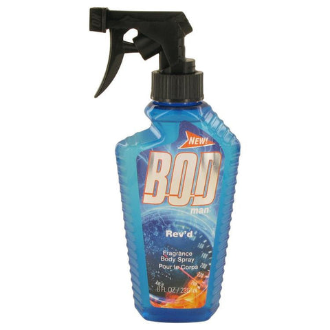 Bod Man Rev'd by Parfums De Coeur Body Spray 8 oz - Miaimi perfume and cologne @ 123fragrance.net-Brand name fragrances, colognes, perfumes, shopping made easy