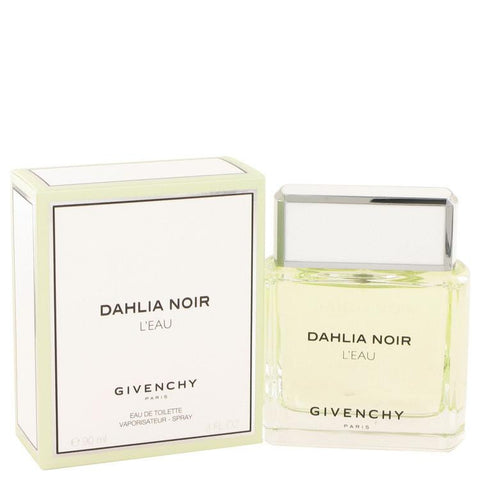 Dahlia Noir L'eau by Givenchy Eau De Toilette Spray (unboxed) 1.7 oz