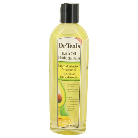 Bath Oil Super Moisturizer Avocado Oil Instantly Soothes Dry Skin 8.8 oz