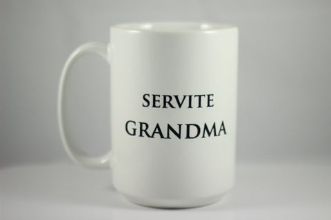 Mug: Grandmother