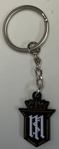 KEY CHAIN-DOUBLE SIDED CREST