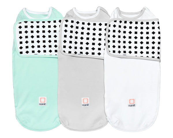 Nanit Swaddle (Three-Pack, Small)