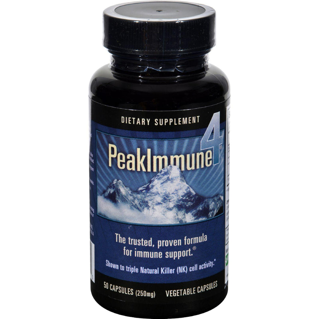 Daiwa Health Development Peak Immune 4 - 250 Mg - 50 Caps