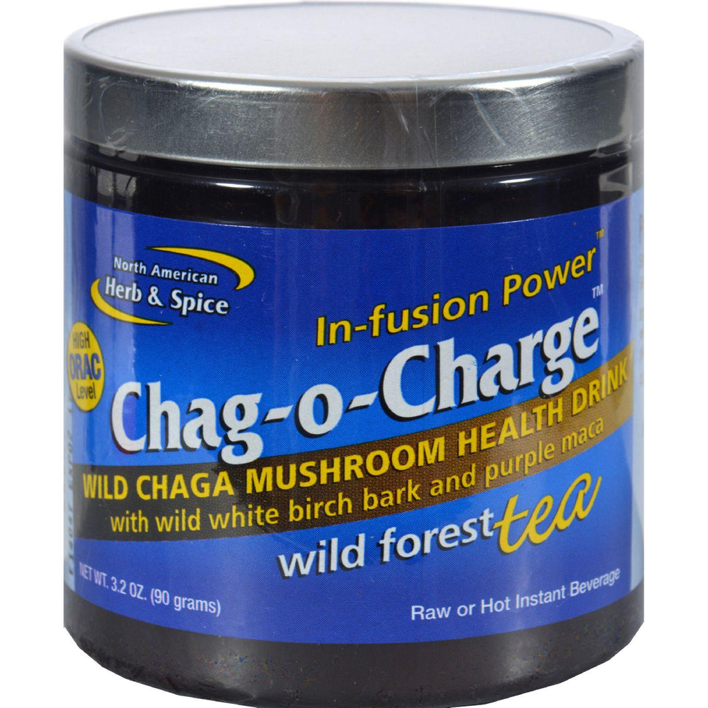North American Herb And Spice Chag-o-charge Expresso - 3.2 Oz