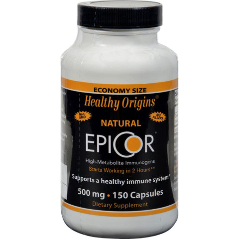 Healthy Origins Epicor - 500 Mg - 150 Capsules