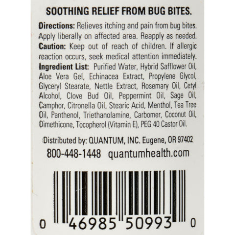 Quantum Sting Soothe Bug Bite Relief - 1 Fl Oz