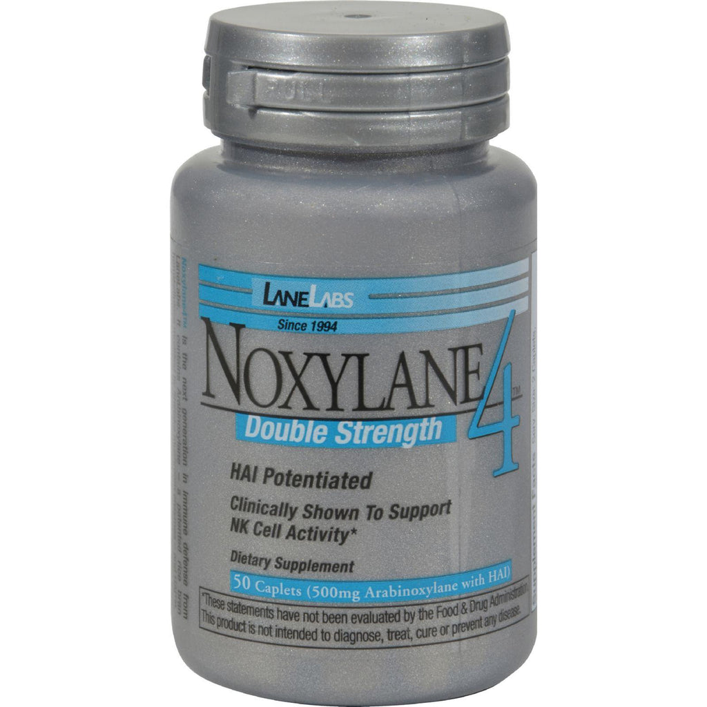 Lane Labs Noxylane4 Double Strength - 50 Caplets