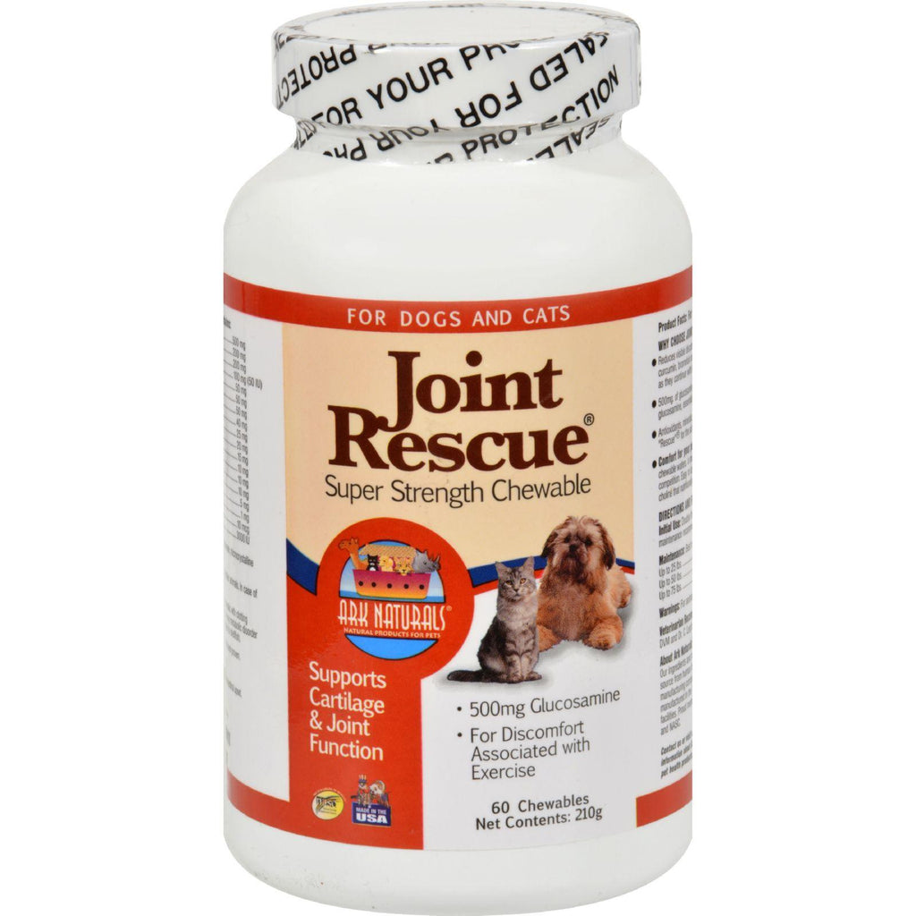 Ark Naturals Joint Rescue - 500 Mg - 60 Chewables