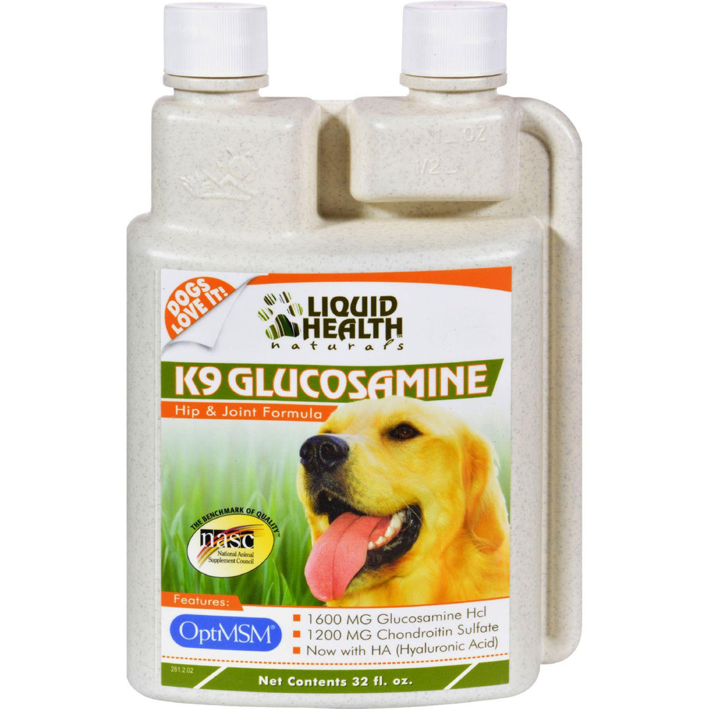 Liquid Health K9 Glucosamine - 32 Fl Oz