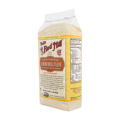 Bob's Red Mill Almond Flour - 16 Oz - Case Of 4