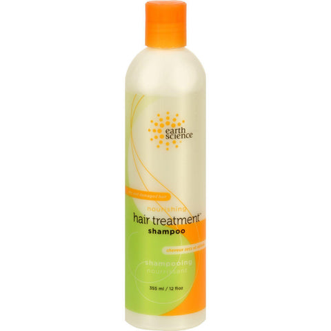 Earth Science Hair Treatment Shampoo - 12 Fl Oz