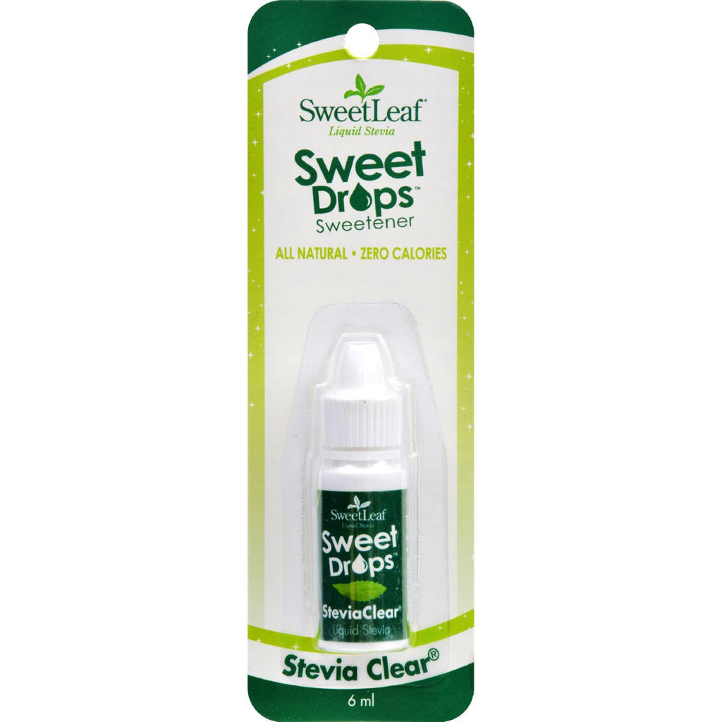 Sweet Leaf Liquid Stevia - 6 Ml