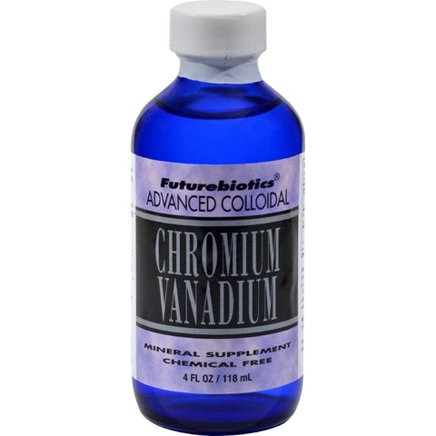 Futurebiotics Advanced Colloidal Chromium Vanadium - 4 Fl Oz