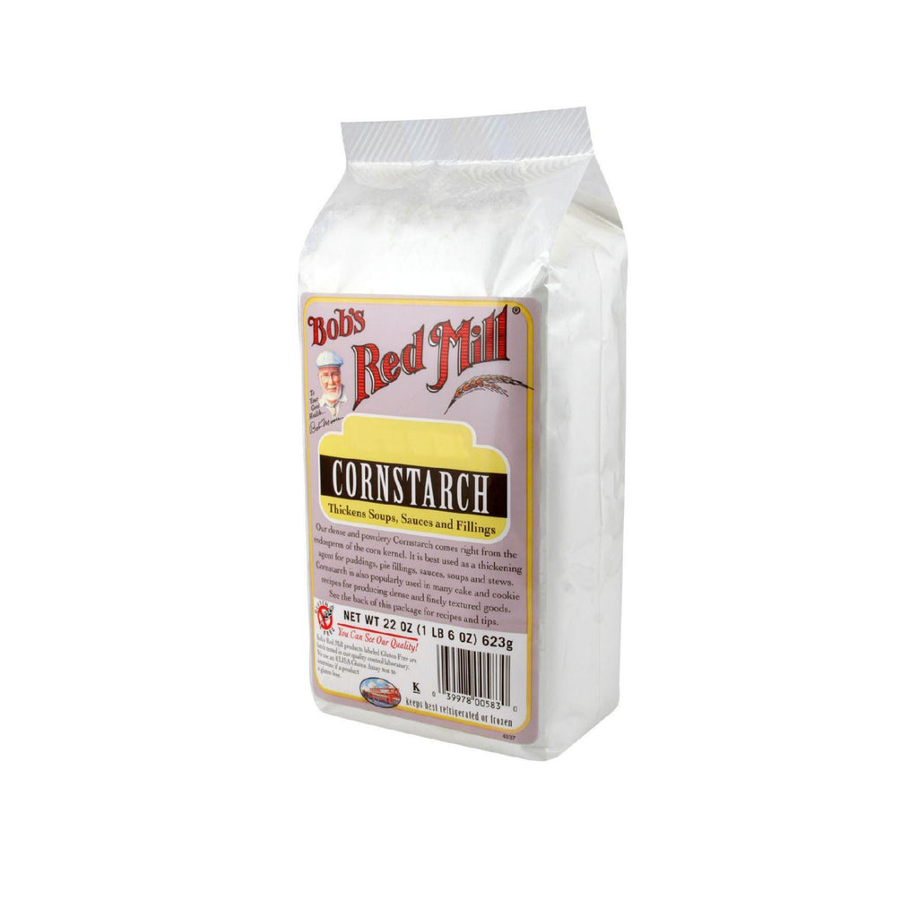 Bob's Red Mill Corn Starch - 22 Oz - Case Of 4