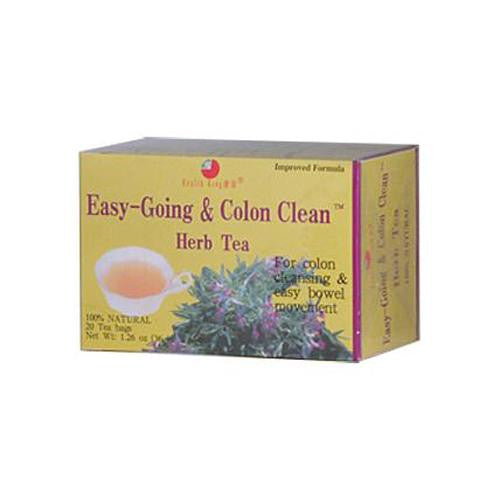 Health King Easy-going And Colon Clean Herb Tea - 20 Tea Bags